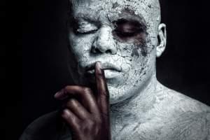 Identity, a collaboration between Ewane Makia, Sebastian Berger and Simon Vennekamp